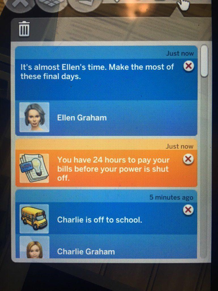 Hereditary Sims 09
