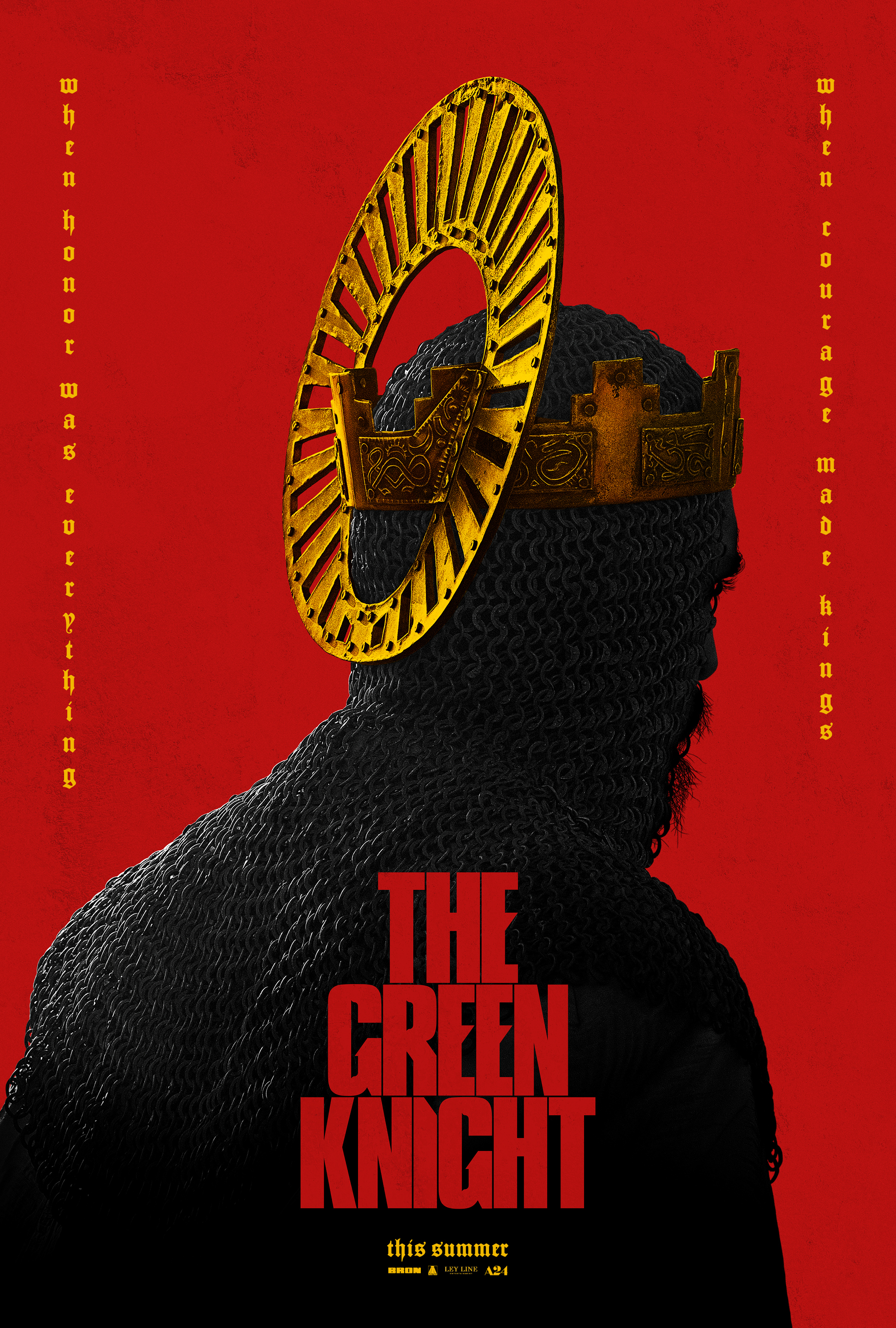 The Green Knight | A24