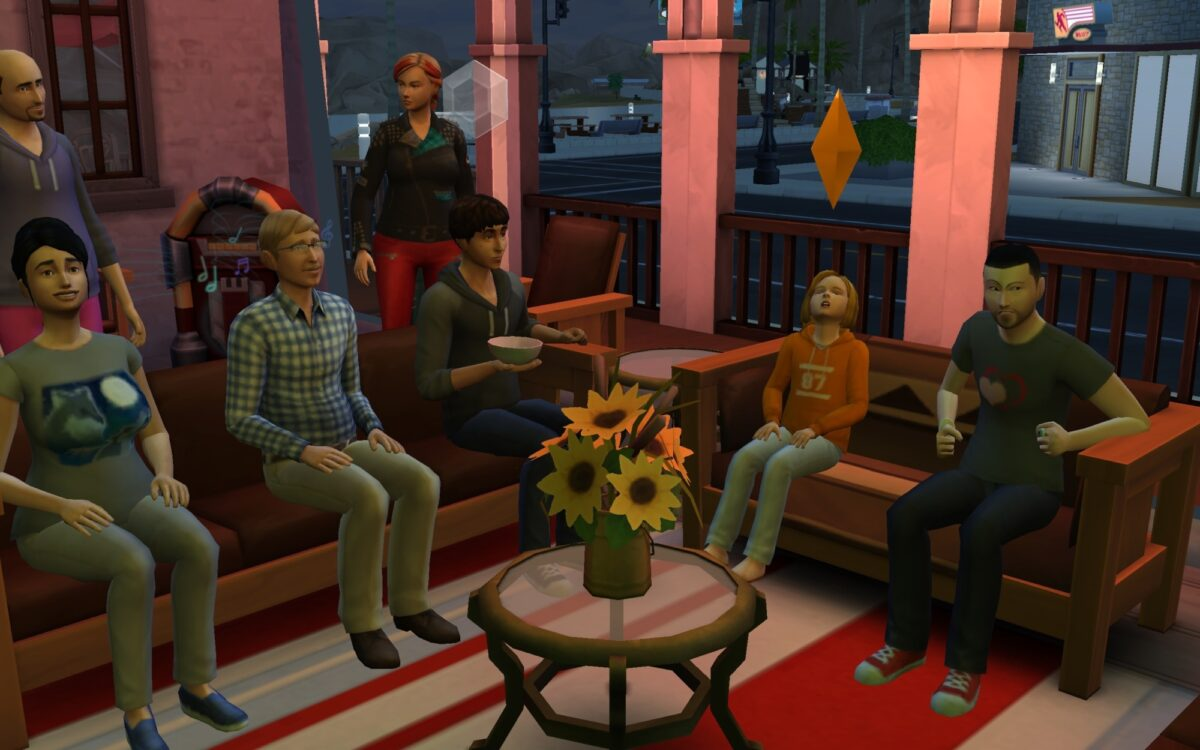 Hereditary Sims 11