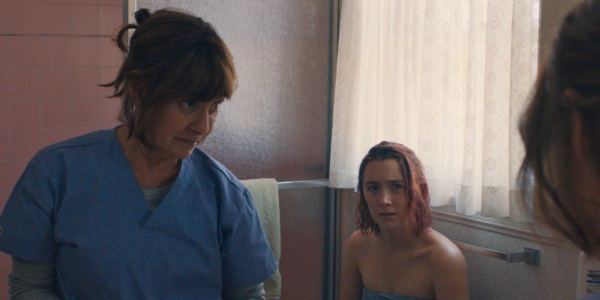 Saoirse Ronan Laurie Metcalfe Ladybird