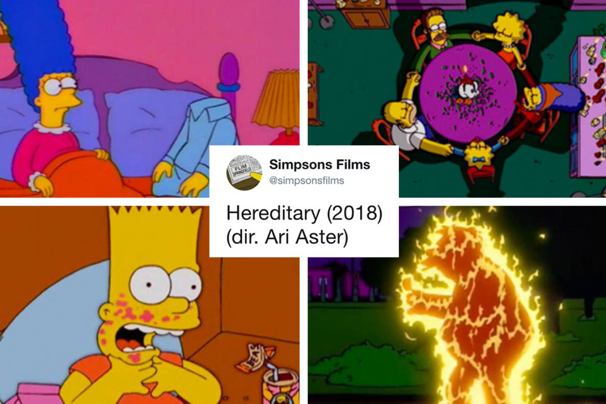Simpsons Index