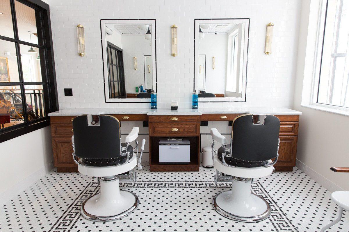 Barbershop Slideshow 4