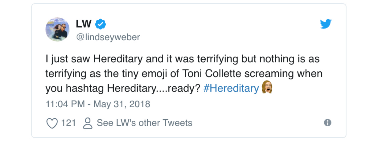 Emoji Hashtag Ex V2