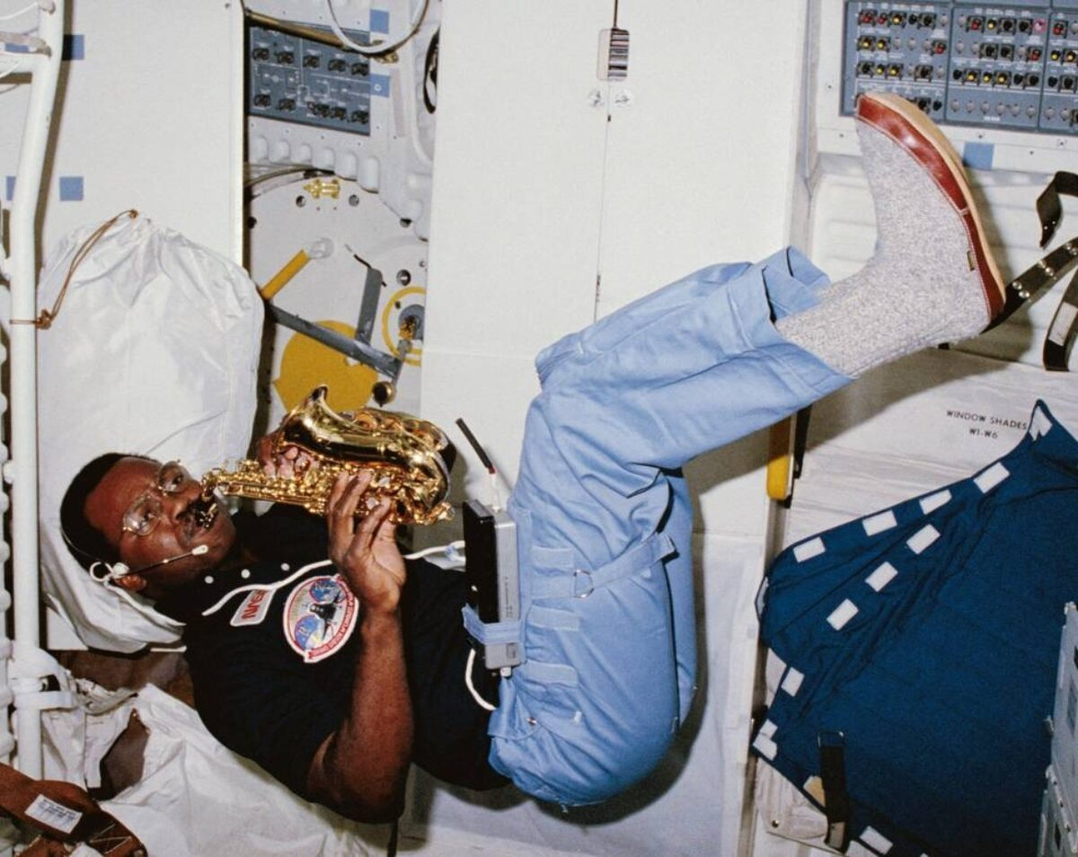 Iss20 Music Mcnair Saxophone S84 27211