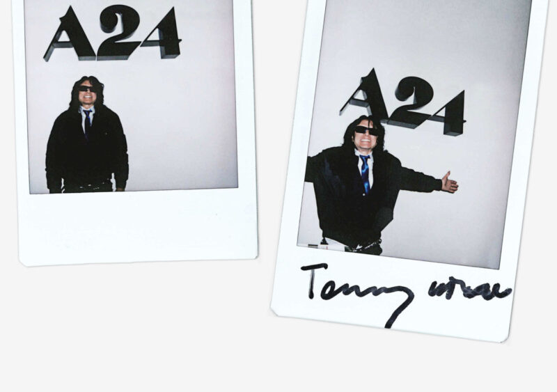 A24 Tommy 4X5Ish