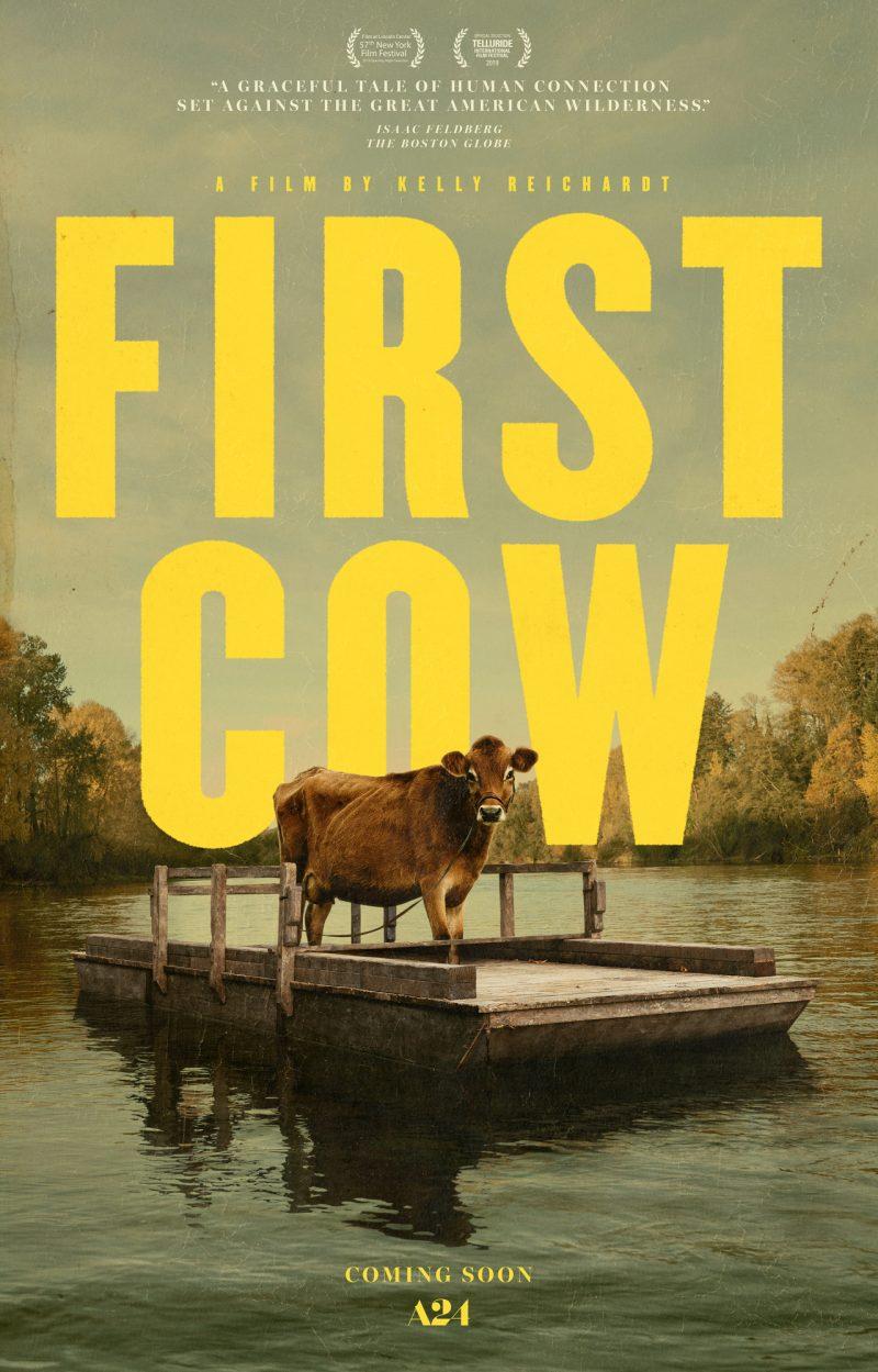 First Cow 1 Sheet Fin8 Online
