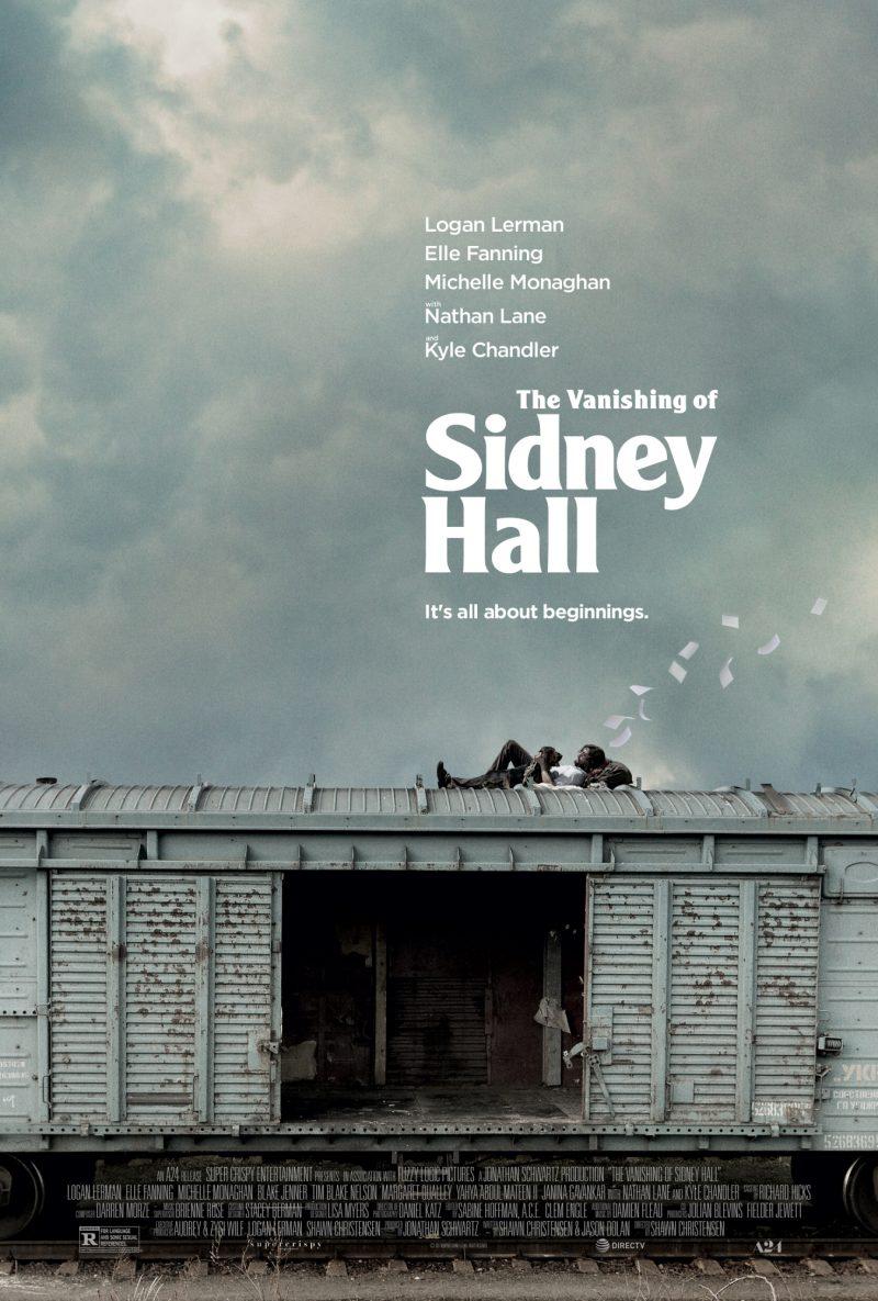 Sidney Hall Poster