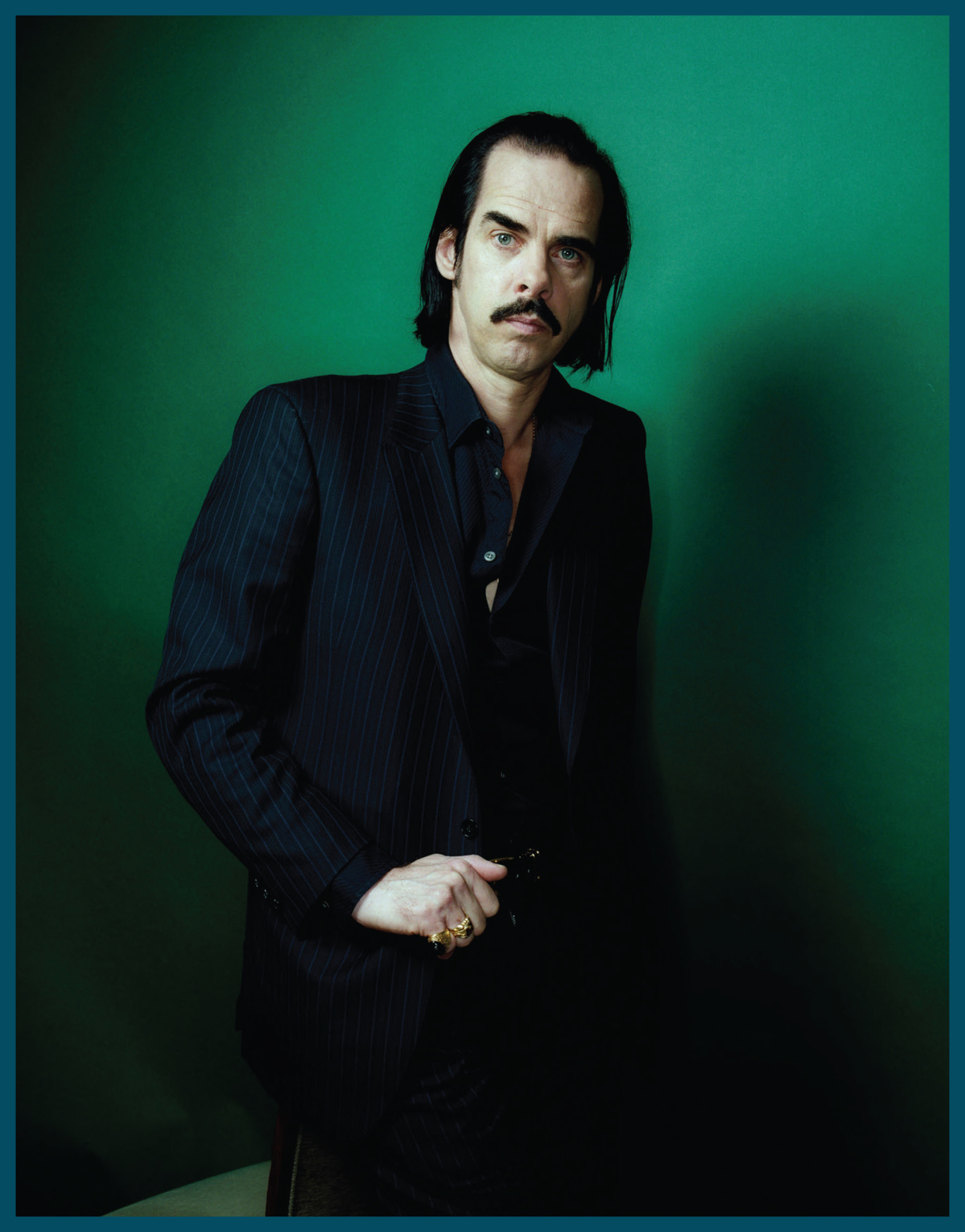 Nick Cave Website
